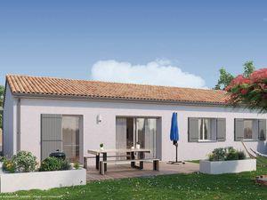 Annonce maison vente89 m² 4 pièces à Arsac Terrain idéalement situé sur   proche des