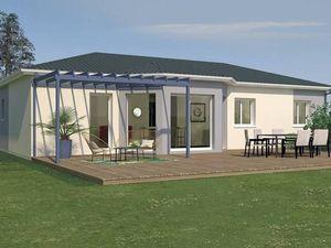 Annonce maison vente112 m² 4 pièces à Blanquefort Batisoft vous présente son modèle SAORI.