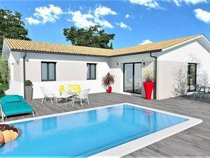 Annonce maison vente110 m² 5 pièces à Salles Venez découvrir ce terrain situé à