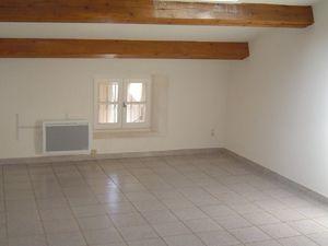 Appartement composé d'une entrée  une cuisine/salle à manger  une grande chambre  une sall