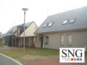 Location maison 2 pièces Laon - maison Villa F2/T2/2 pièces 67m² 483€/mois