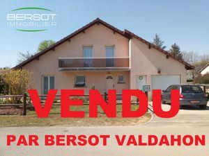 Vente maison 5 pièces Vernierfontaine - maison F5/T5/5 pièces 105m² 259000€