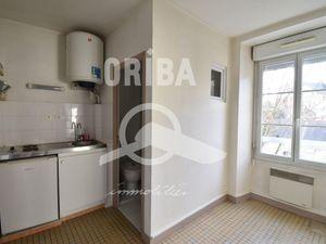 Location Appartement 2 pièces Nantes - Appartement F2/T2/2 pièces 21m² 485€/mois