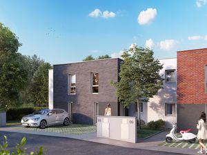 Appartement à vendre de 3 pièces et de 64 m2 à VALENCIENNES