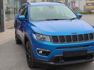 jeep compass night eagle 1.4 tb 140 2020