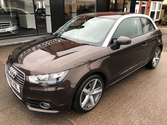 audi a1 1.4 tfsi sport 3dronly 43988 miles, full history