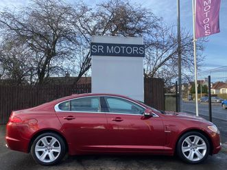 jaguar xf 2.7 td premium luxury 4drpremium luxury+immaculate+nav