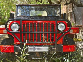 αυτοκίνητο 4χ4/τζιπ/suv '89 grandin dallas jeep