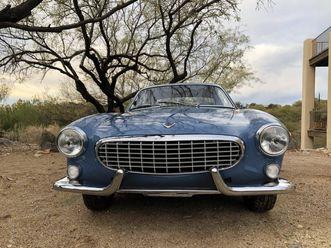 1963 volvo p1800 coupe