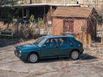 1992 lancia delta hatchback