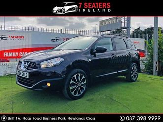 n-tec, glass roof, new nct, pristine 7seater family car 7 seater