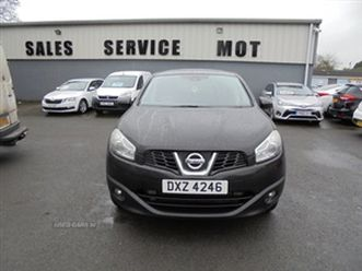 used 2012 nissan qashqai+2 dci hatchback 128,000 miles in black for sale | carsite
