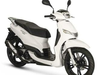peugeot tweet 50cc scooter - white - brand new - unregistered - zero miles   in mansfield