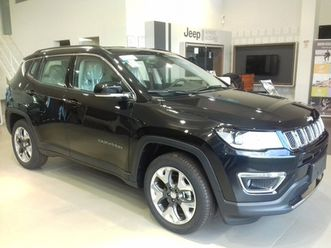 jeep compass 2.0 limited flex aut. 5p - r$ 144.540,00