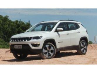 jeep compass 2.0 longitude aut. 5p - r$ 151.710,00