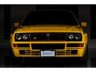 hf integrale evo 2 'giallo ginestra' one of 220 - final year