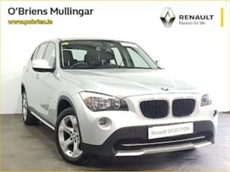 bmw x1 sdrive18d se vn12 5dr for sale in westmeath for €11750 on donedeal