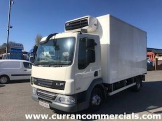 2013 daf lf 45 160 7.5 ton fridge for sale in armagh for €1 on donedeal