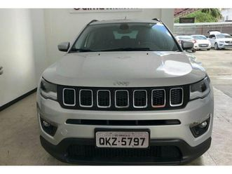 jeep compass 2.0 longitude flex aut. 5p - r$ 99.500,00