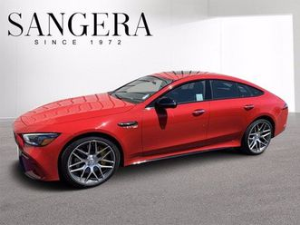 brand new red color 2019 mercedes-benz amg gt 63 4matic for sale in bakersfield, ca 93313.