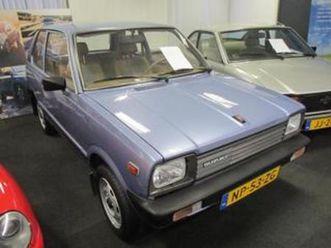 suzuki alto 0.8 aut uit 01-09-1985 aangeboden door autobedrijf van der jagt en willemse