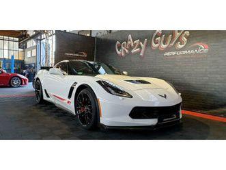 corvette z06 6.2 v8 z06 at8 coupe pack z07