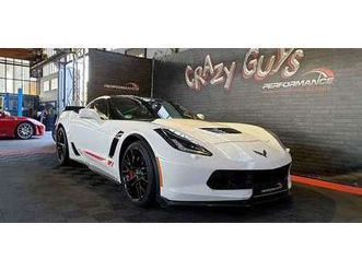 corvette z06 6.2 v8 z06 at8 coupe pack z07