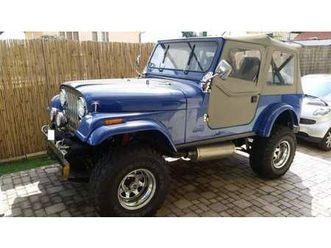 jeep cj7 amc v8 5.0