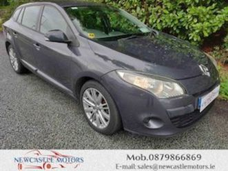 2010 renault megane new nct / low mileage for sale in dublin for €3950 on donedeal