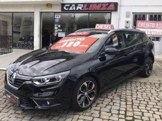 renault megane break intense a gasóleo na auto compra e venda