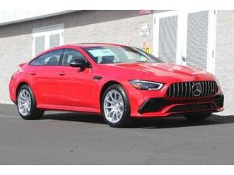 2020 mercedes-benz amg gt 53 4matic