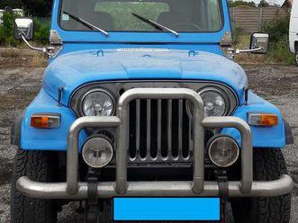 jeep cj7 wrangler