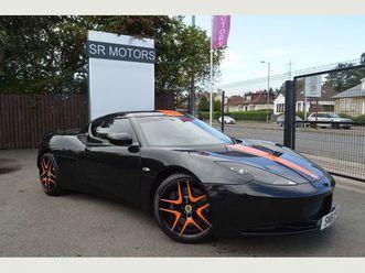 lotus evora 3.5 vvt-i 2+0 coupe 2dr300+cars srmotorcompany.co.uk
