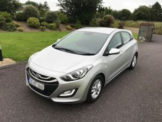 hyundai i30, deluxe ( delivery available) for sale in kerry for €8250 on donedeal