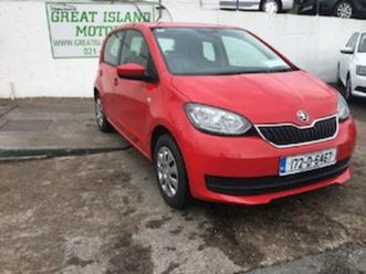skoda citigo ambition 1.0 mpi auto 60hp as 5dr for sale in cork for €8450 on donedeal