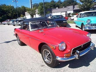 for sale: 1971 mg mgb in stratford, new jersey