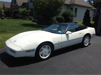 for sale: 1988 chevrolet corvette in cadillac, michigan