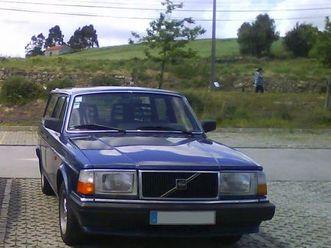 carrinha volvo 245 diesel