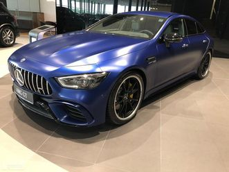 mercedes-benz amg gt mercedes-amg gt 63 s 4matic+ nowy z 2019
