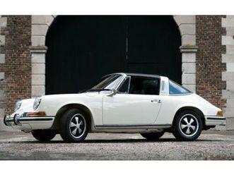 porsche 911 urmodell völlig orginal 1969 matching number