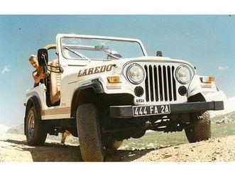 jeep cj7 occasion