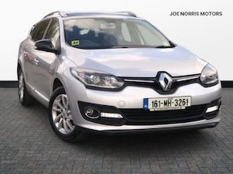 renault grand megane beautiful megane limited 1.5 for sale in meath for €13995 on donedeal