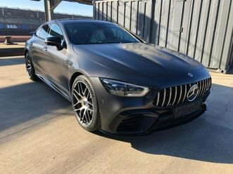 mercedes-benz amg gt amg gt 63 s 4matic edition 1