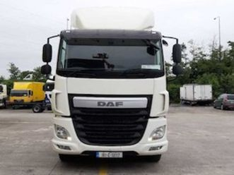 2016 daf cf 460 ftg 6x2 sleeper cab for sale in dublin for €25000 on donedeal