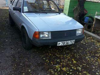 москвич 2141 1.6 mt (76 л.с.) 1992