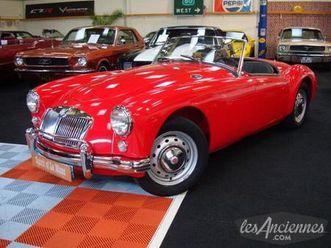 mg mga - 1957