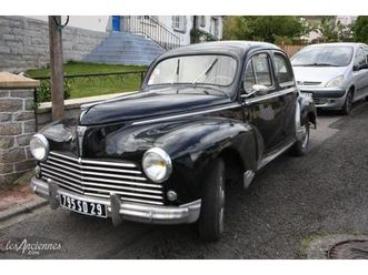 peugeot 203 - 1958