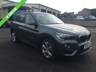 used 2018 bmw x1 2.0 xdrive20d sport 5d 188 bhp estate 32,116 miles in grey for sale | car