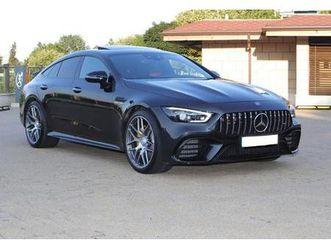 mercedes-benz amg gt s 63s4matic+carbon designo exclusive гаранция 4.2022 в автомобили и д