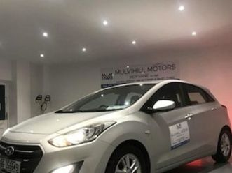 hyundai i30 1.6 diesel deluxe for sale in kerry for €8950 on donedeal